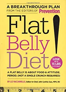 "Cover of ""Flat Belly Diet"""