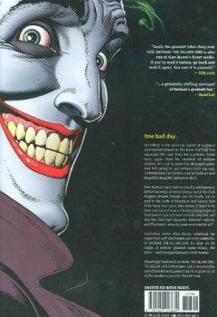 Livres Couvertures de Batman: The Killing Joke (deluxe edition)