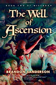 """Cover of """"The Well of Ascension (Mistborn..."""