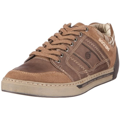 Dockers 276310, Herren Sneaker, Beige (stone 056), EU 42