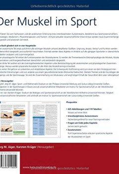 Buchdeckel von Der Muskel im Sport: Anatomie, Physiologie, Training, Rehabilitation (Die Muskelbuch-Reihe)
