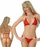 Eros Veneziani Dessous-Set, No 2563, rot