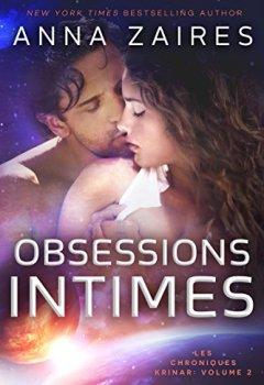 Livres Couvertures de Obsessions Intimes (Les Chroniques Krinar: Volume 2)