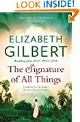 Elizabeth Gilbert (Author) 2 days in the top 100 (213)  Download: £5.39