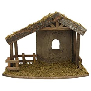 nativity manger plans