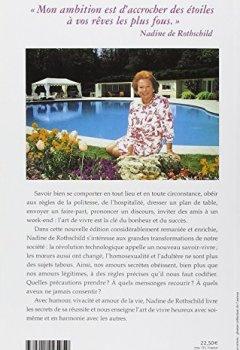 Livres Couvertures de Le Bonheur de séduire, l'art de réussir : Le Savoir-vivre du XXIe siècle, nouvelle édition