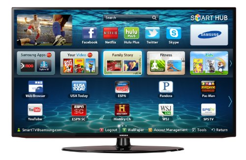 connect iphone samsung led tv: Samsung UN40EH5300 40-Inch