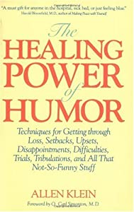 "Cover of ""The Healing Power of Humor"""