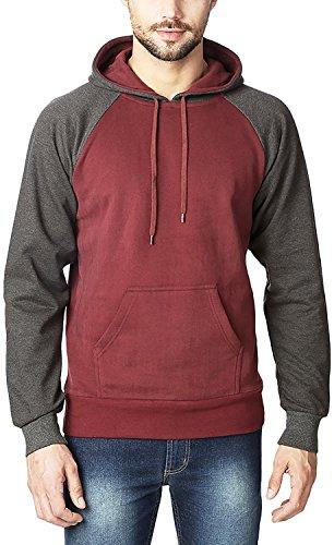 Rodid Full Sleeve Solid Men's Sweatshirt (B-HWSSRSL-M-S)