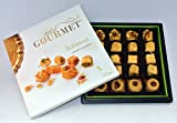 Assortment Baklava Dessert ★ Petit Gourmet Arabian Sweets ★ Ivory Gift Box Oriental ★