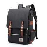 MnSue-British-Style-Casual-Unisex-Waterproof-Oxford-School-Backpack-Rucksack