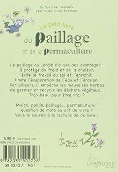 Livres Couvertures de Le petit livre du paillage et de la permaculture