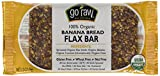 Go Raw Bars, Banana Bread, 1.2-Ounce Bar (Pack of 30)