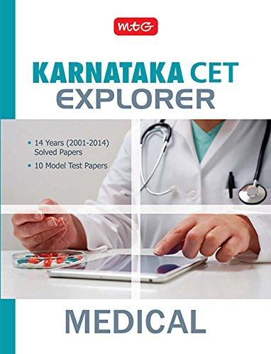 Karnataka CET Explorer - Medical for KCET 2001-2014