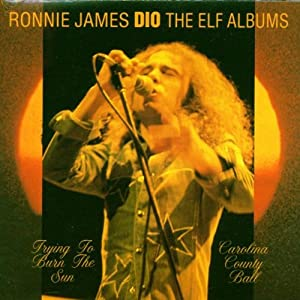 Ronnie James Dio - The Elf Albums