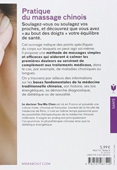 Livres Couvertures de Pratique du massage chinois: Connaître ses propres points d'acupuncture
