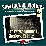 Sherlock Holmes (62) - Der verschwundene Sherlock Holmes (Maritim)