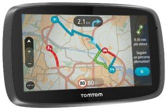 TomTom GO Live 5100 World LTM - GPS para coches de 5...