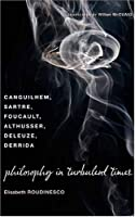 """Cover of """"Philosophy in Turbulent Times: ..."""