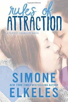 Rules of Attraction (A Perfect Chemistry Novel) by Simone Elkeles| wearewordnerds.com
