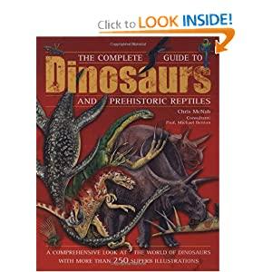 Complete Guide To Dinosaurs