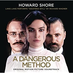 A Dangerous Method: soundtrack