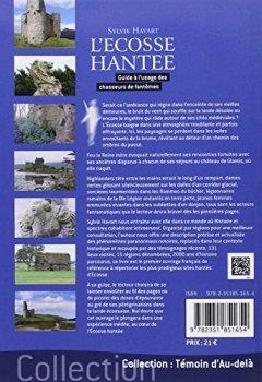 Livres Couvertures de L'Ecosse hantée - Guide à l'usage des chasseurs de fantômes