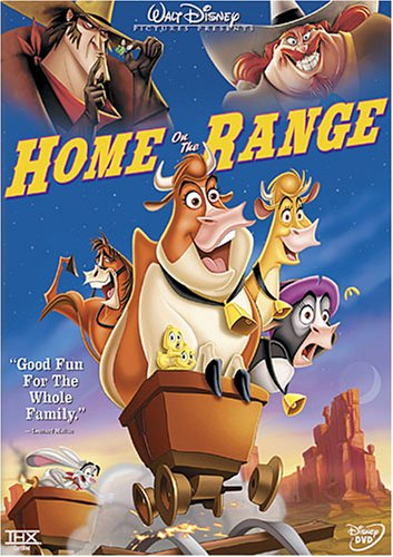 "Cover of ""Home on the Range"""
