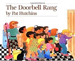 "Cover of ""The Doorbell Rang"""
