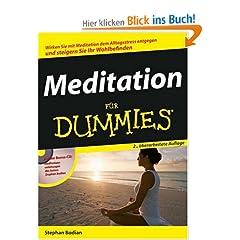Wirken Sie mit Meditation dem Alltagsstress entgegen und steigern Sie ihr Wohlbefinden (Fur Dummies)