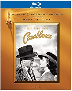 "Cover of ""Casablanca [Blu-ray]"""