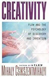 "Cover of ""Creativity: Flow and the Psycho..."