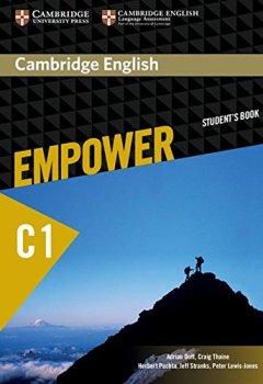 Livres Couvertures de Cambridge English Empower Advanced Student's Book