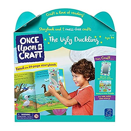 Educational Insights Once Upon a Craft - The Ugly Duckling Educational Craft