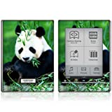 Panda Bear Design Protective Decal Skin Sticker for Sony Digital Reader Pocket Touch Edition PRS 700