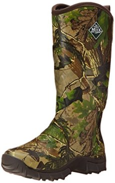 MuckBoots Men's Pursuit Snake Proof Hunting Boot, Realtree, 11 M US