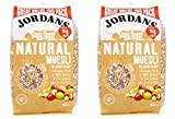 (2 Pack) - Jordans - Natural Muesli | 1000g | 2 PACK BUNDLE