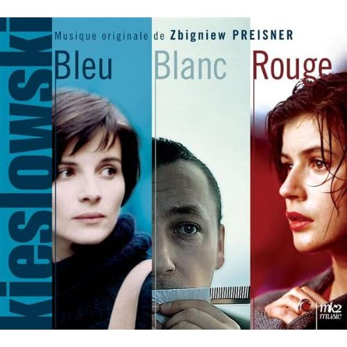 Zbigniew Preisner - Three Colors Bleu Blanc Rouge Original Soundtracks by Zbigniew Preisner