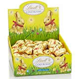 Lindt Mini Gold Bunny Chocolate Figure Box, 1.7 Ounce