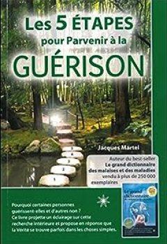 Livres Couvertures de Les 5 étapes Pour Parvenir à La Guérison