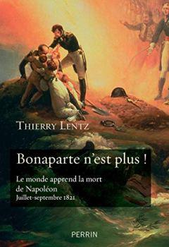 Livres Couvertures de Bonaparte n'est plus !