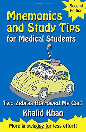 Mnemonics And Study Tips For Medical Students (Hodder Arnold Publication)