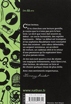 Livres Couvertures de Le laboratoire aux serpents (2)
