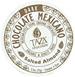 Taza Chocolate Mexicano Chocolate Disc, Salted Almond, 2.7 Ounce