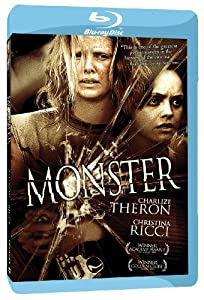 "Cover of ""Monster (2003) [Blu-ray]"""