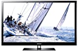 Samsung PS60E579 152 cm (60 Zoll) 3D Plasma-Fernseher, Energieeffizienzklasse B (Full-HD, 600Hz SFM, DVB-T/C/S2) schwarz