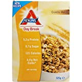(2 Pack) - Atkins - Daybreak Crunchy Muesli | 325g | 2 PACK BUNDLE