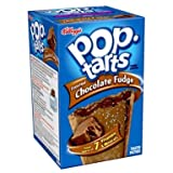 Pop-Tarts Frosted Chocolate Fudge 8 count (2 pack)