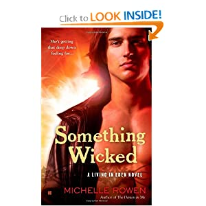 Something Wicked (A Living in Eden Novel)