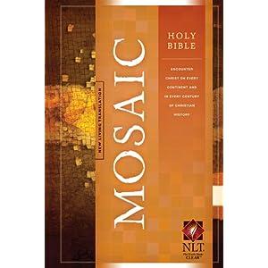 Holy Bible: Mosaic NLT (Meditations)